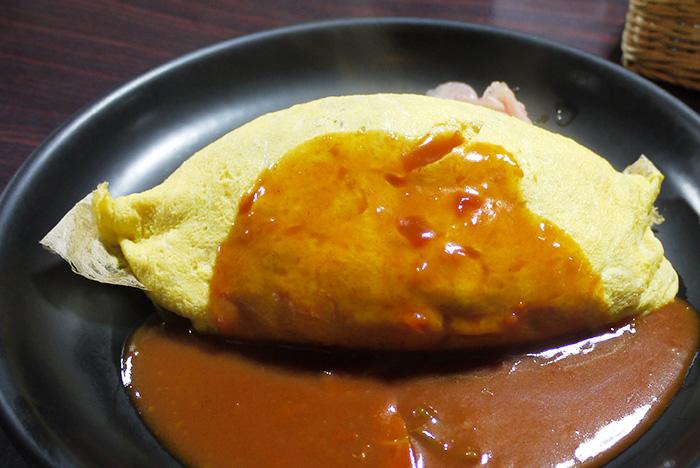 ✘食 ‧ 大阪 ‧ 北極星蛋包飯✘