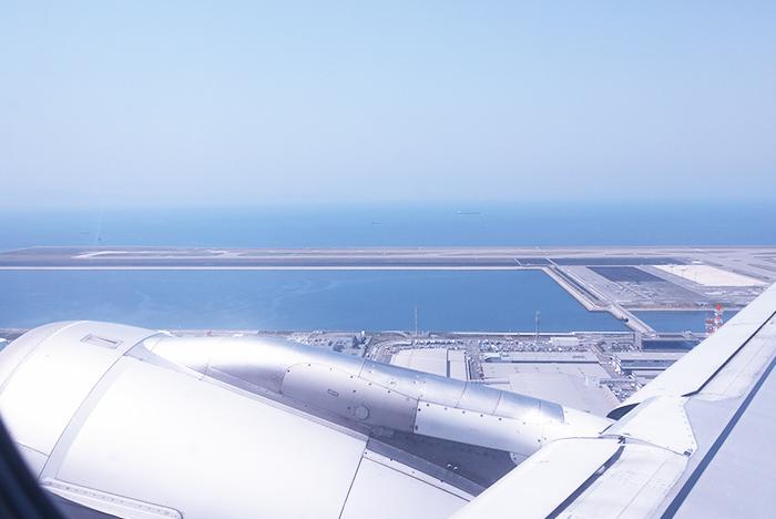 ✘旅 ‧ 返家三千里 ‧ 關西空港回台灣✘