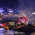 香港跨年煙火