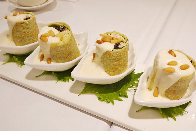 台北素食|養心茶樓蔬食飲茶 港味與素食的完美結合