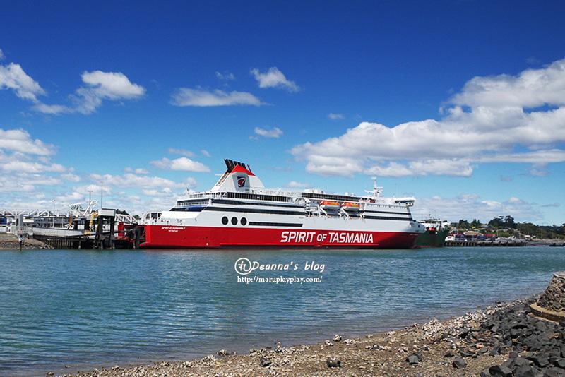 前往塔斯 · 精神號Spirit of Tasmania 訂票教學搭船分享