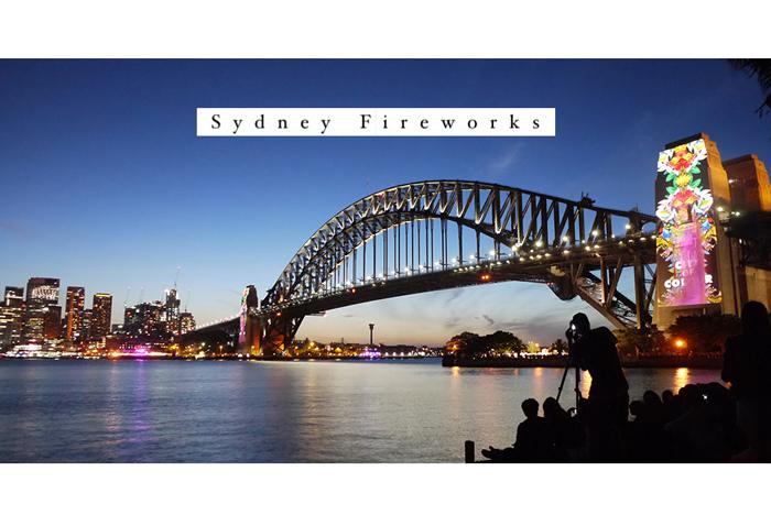 澳洲雪梨Sydney ❉ 跨年煙火秀