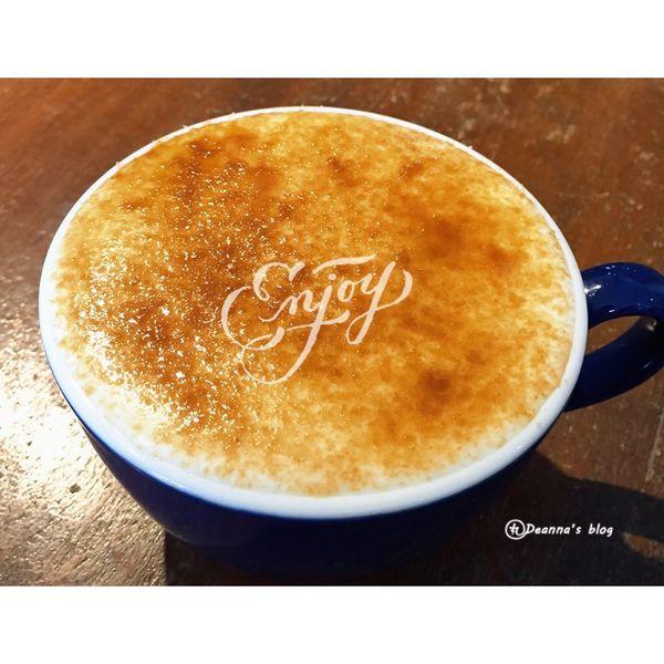 板橋 · Percent CAFE % 黑糖拿鐵深得我心