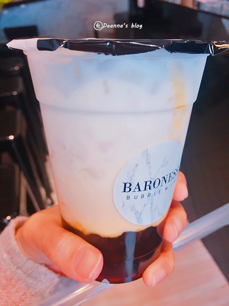 小黑糖BARONESS