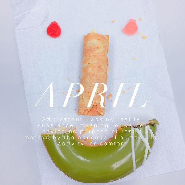 2017年四月 · 雜記