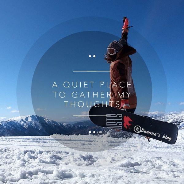 澳洲Mt. Hotham ❅ 滑雪-自學篇