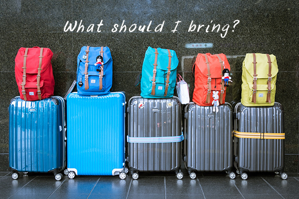 打工度假 · 打包&行李清單
