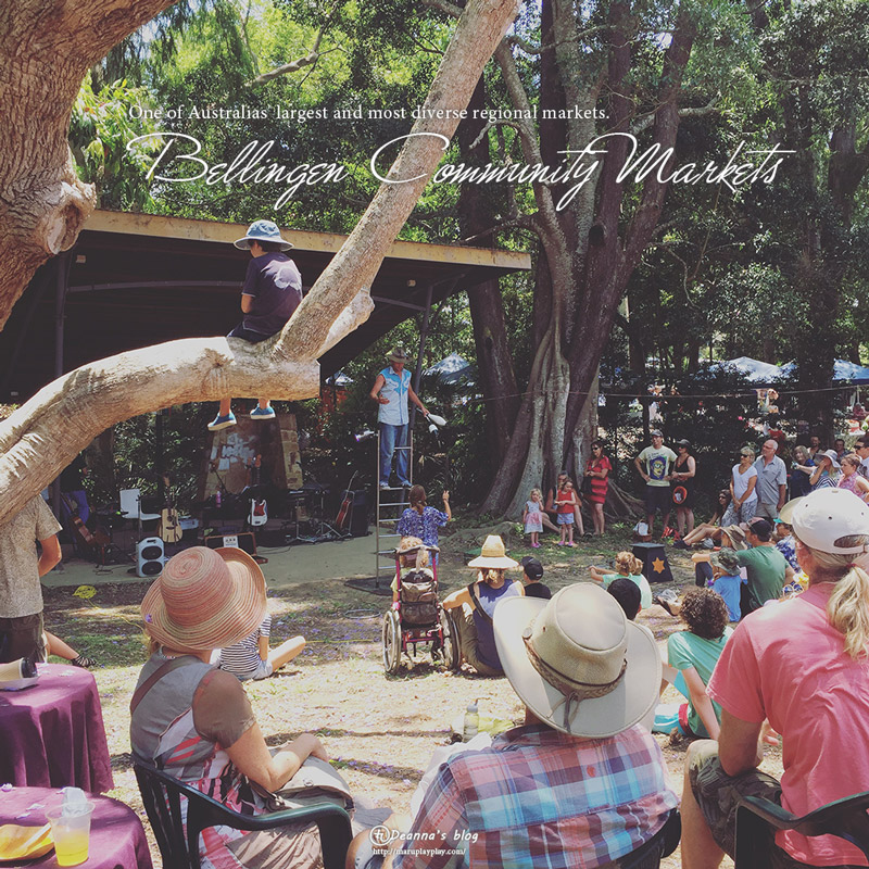 澳洲假日市集 ‧ NSW ‧ Bellingen Community Markets
