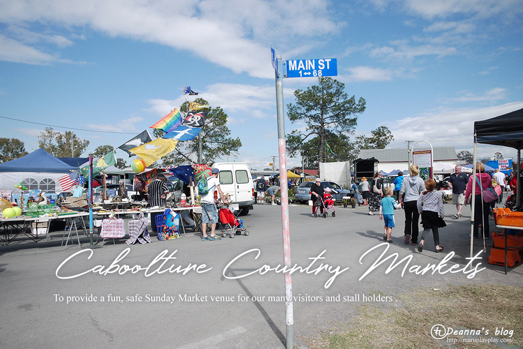 CabooltureCountry Markets