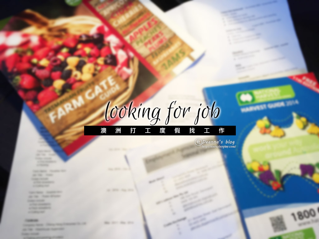 澳洲打工度假|怎麼找工作 我的找工經驗分享