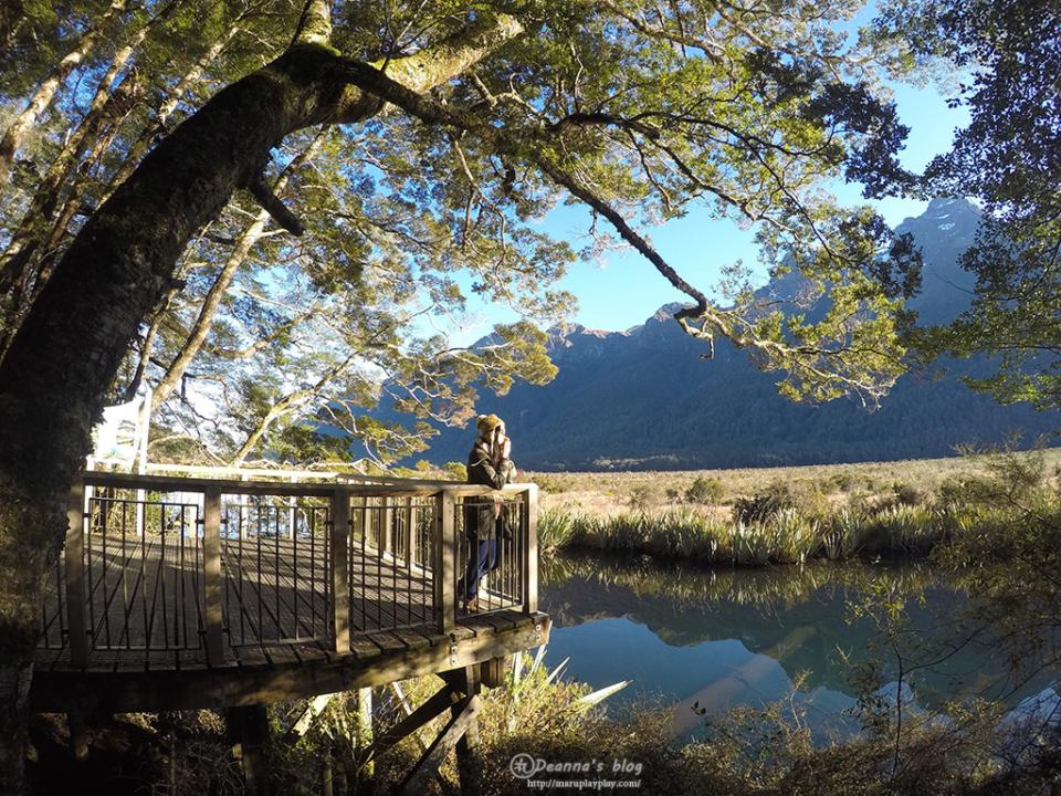 紐西蘭鏡湖
