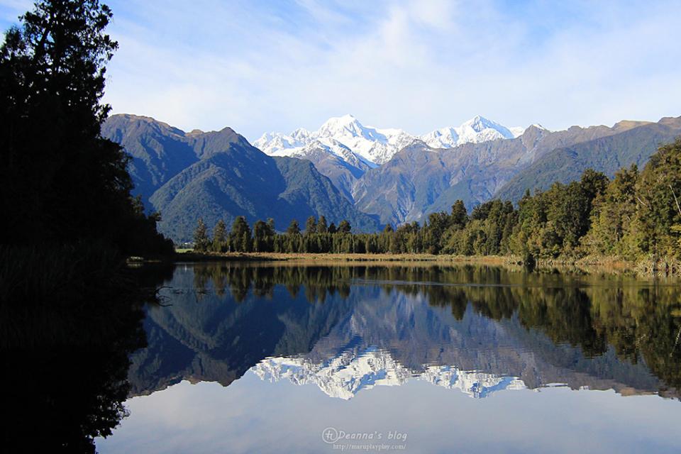 紐西蘭馬松森湖