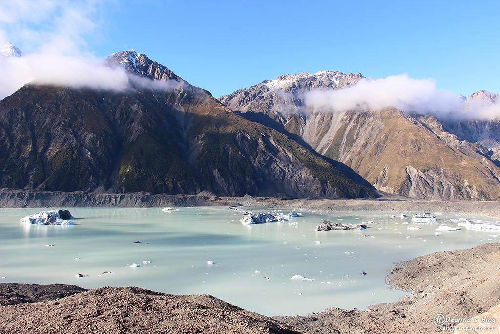 紐西蘭塔斯曼湖