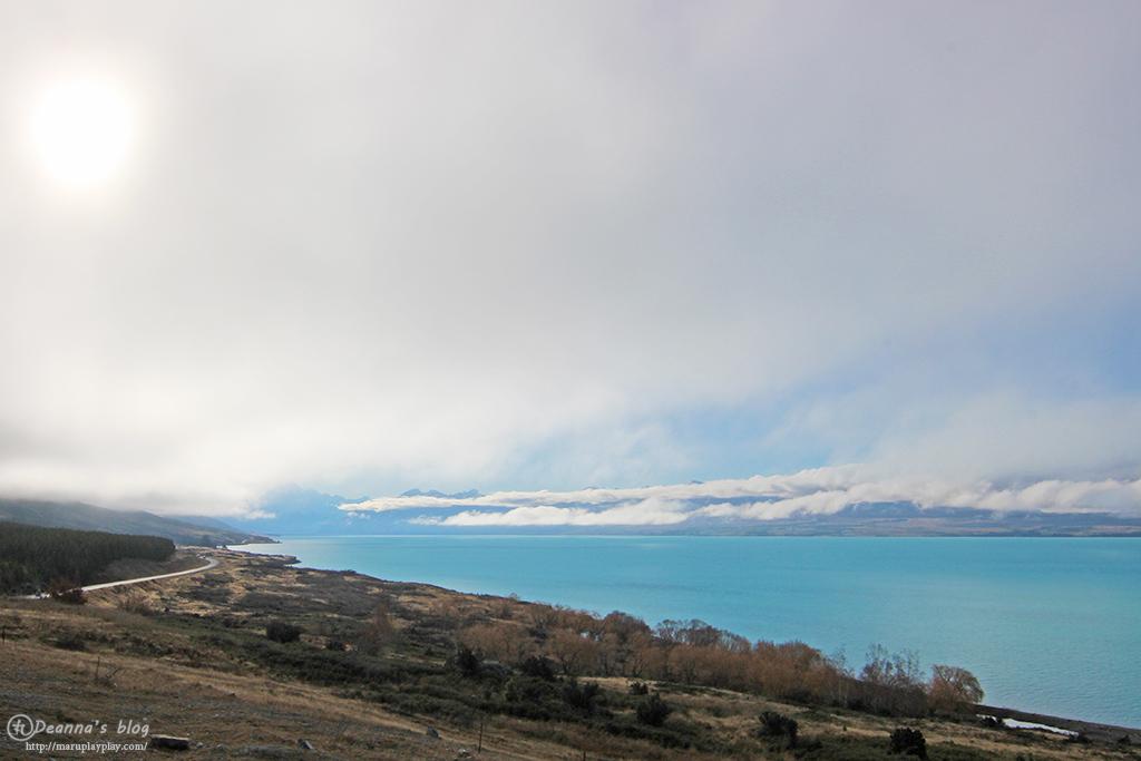 紐西蘭普卡基湖