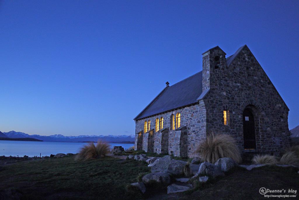 紐西蘭蒂卡波