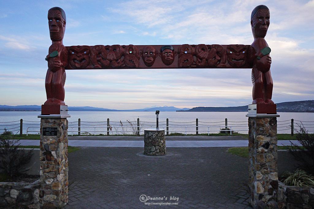 紐西蘭陶波湖