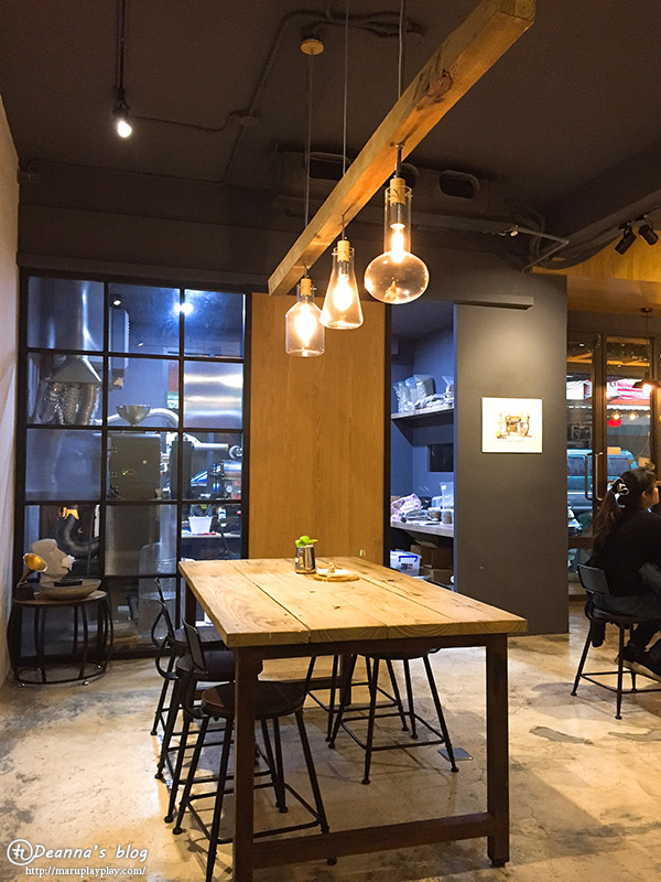 板橋陋室咖啡