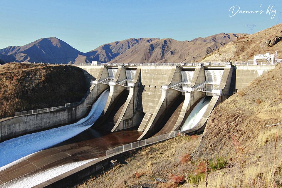 紐西蘭本莫爾水壩