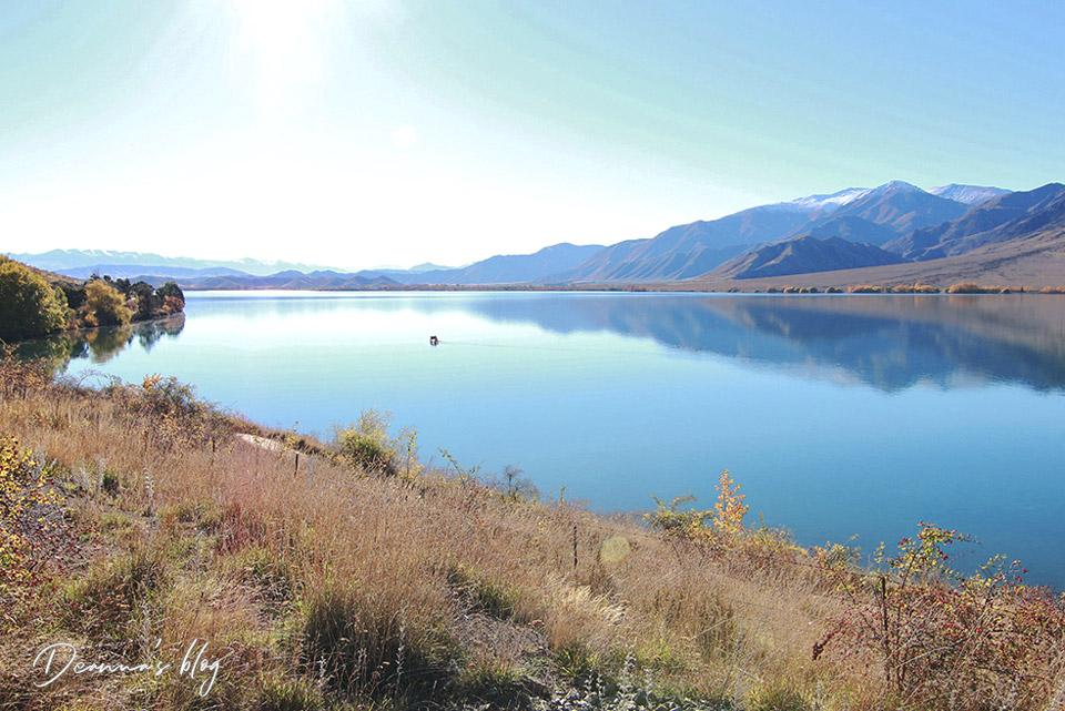 紐西蘭本莫爾湖