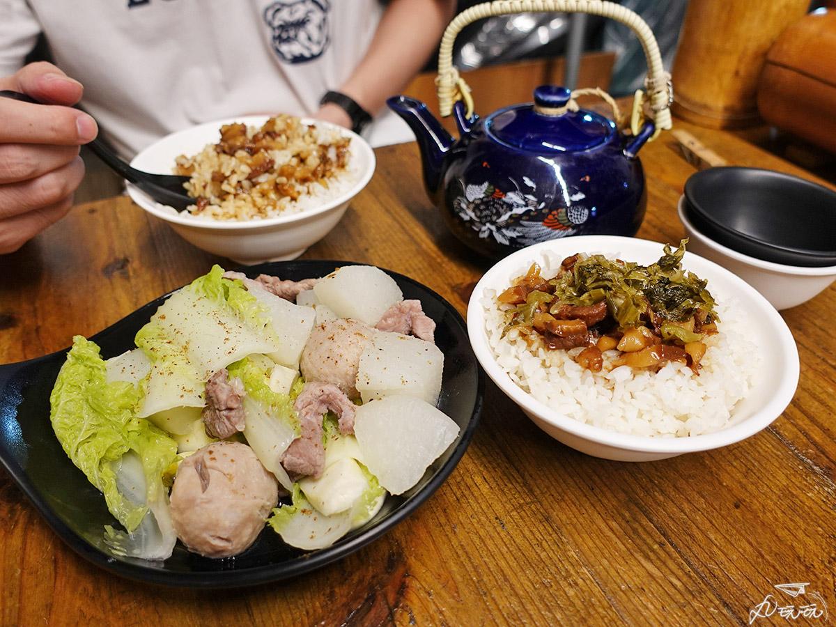 地球山豬滷肉飯
