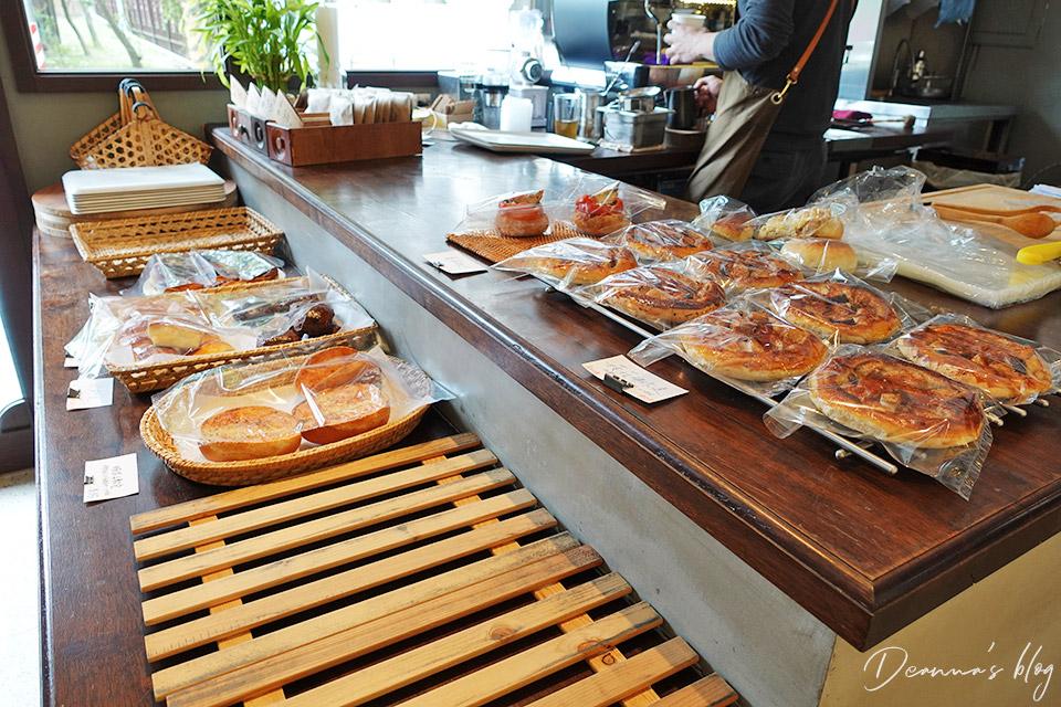 板橋花咲麵包