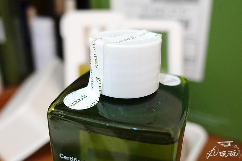 綠藤生機化妝水