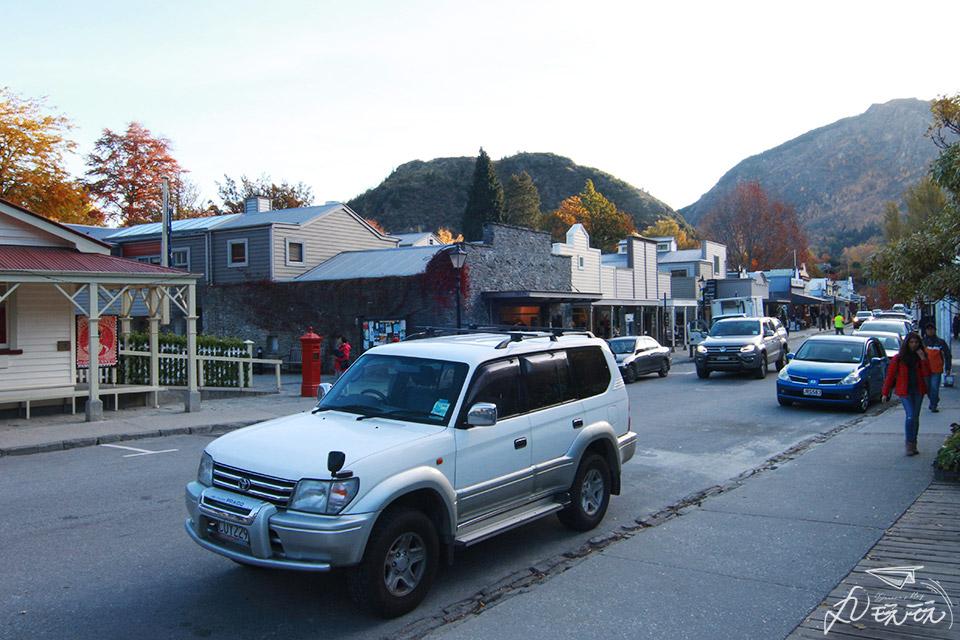 紐西蘭箭鎮
