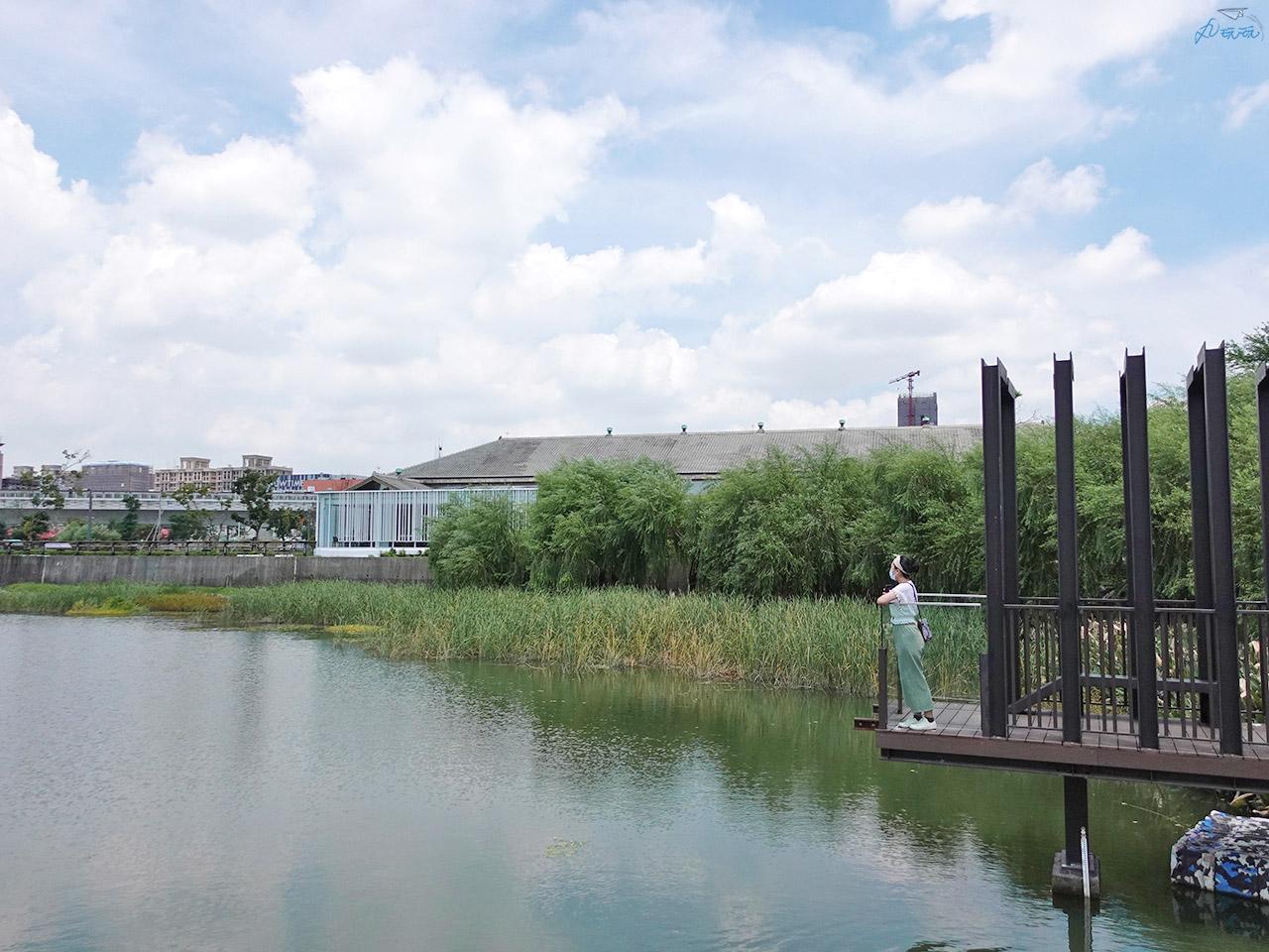 帝國糖廠湖濱生態園區