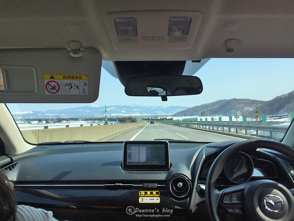北海道自駕