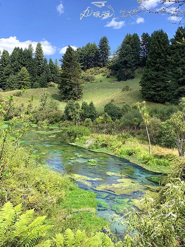 紐西蘭北島景點