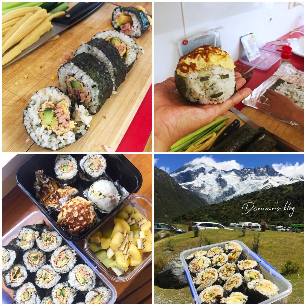 紐西蘭自由行煮飯