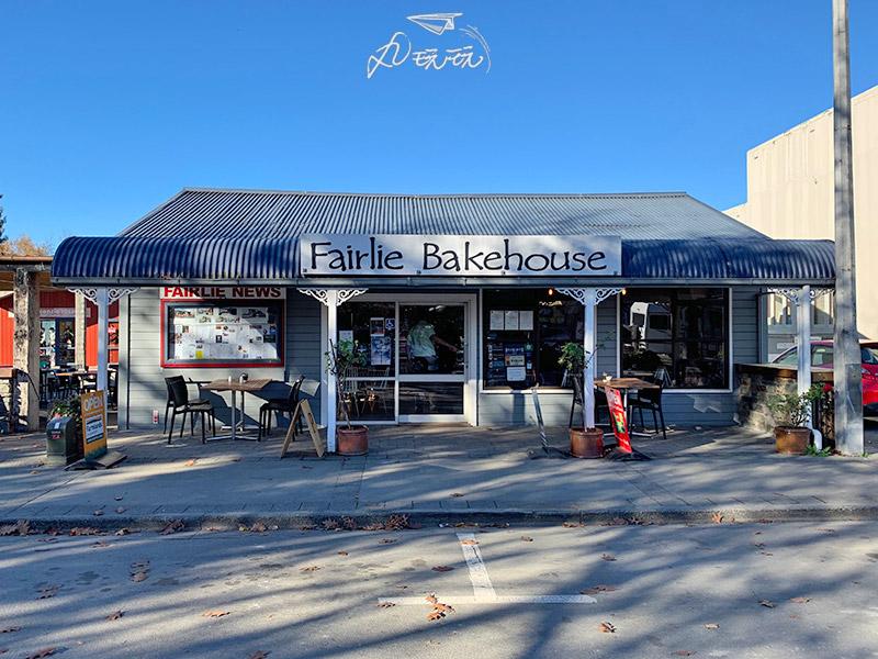 紐西蘭 fairlie bakehouse