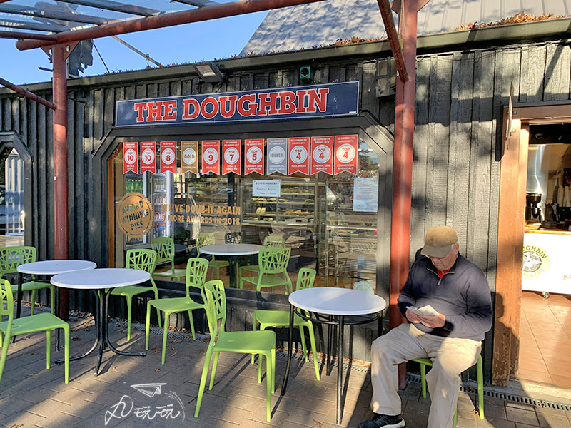 紐西蘭The Doughbin Bakery