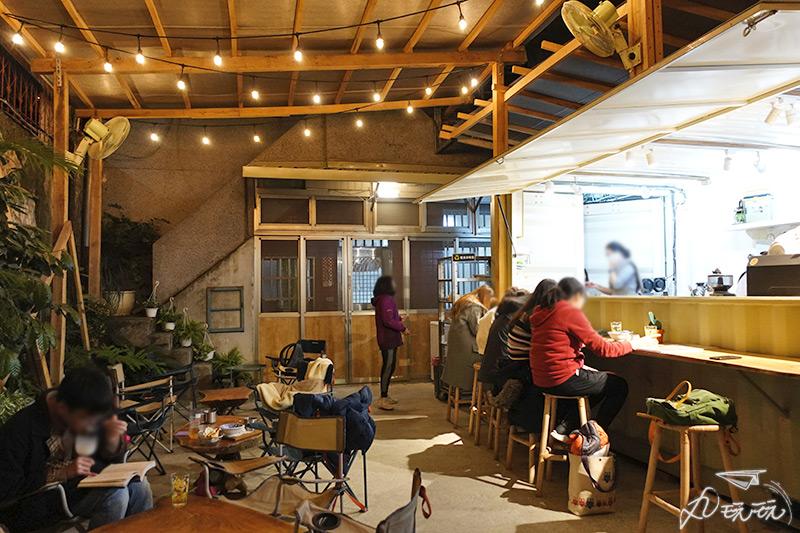板橋特色咖啡店