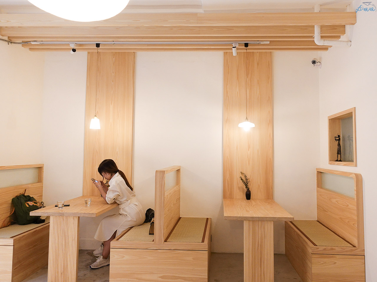 土城日式咖啡廳