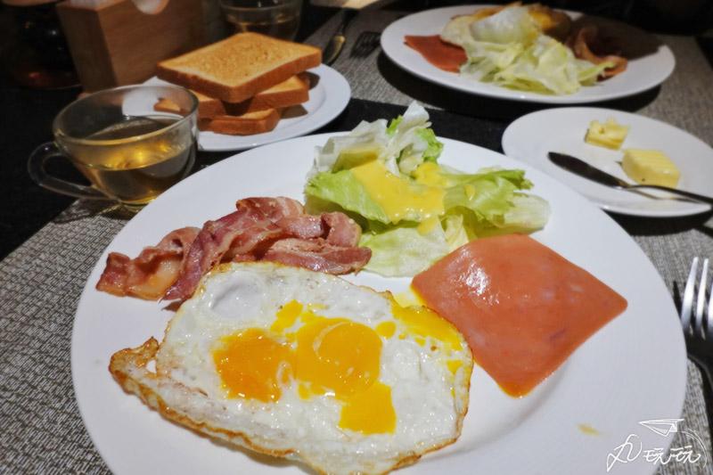 北投慧薗溫泉早餐