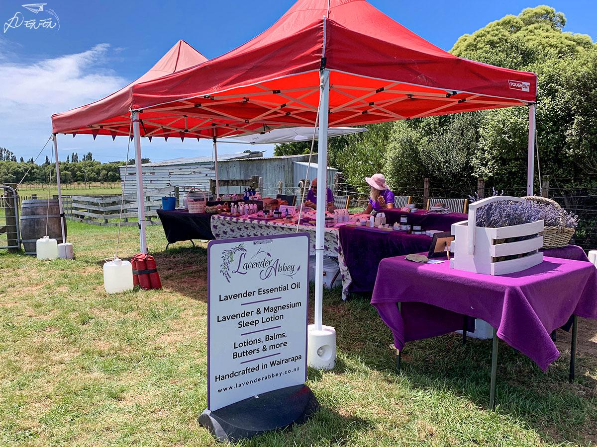 紐西蘭薰衣草農場