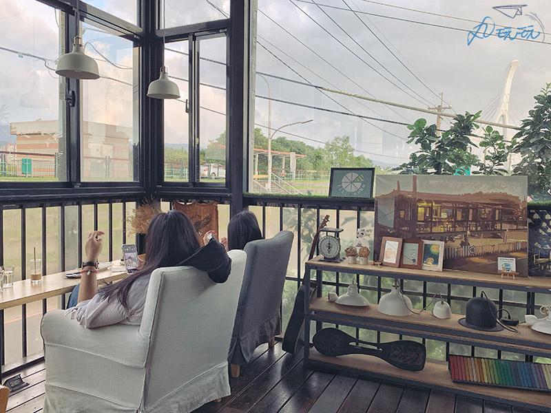 玻璃屋咖啡