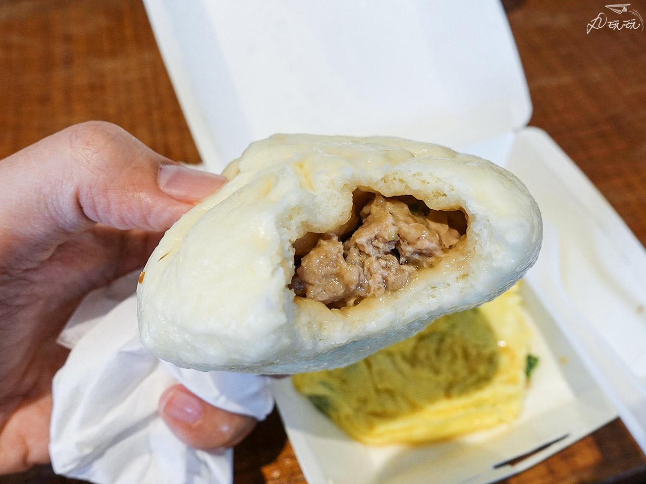 田中央旅店早餐