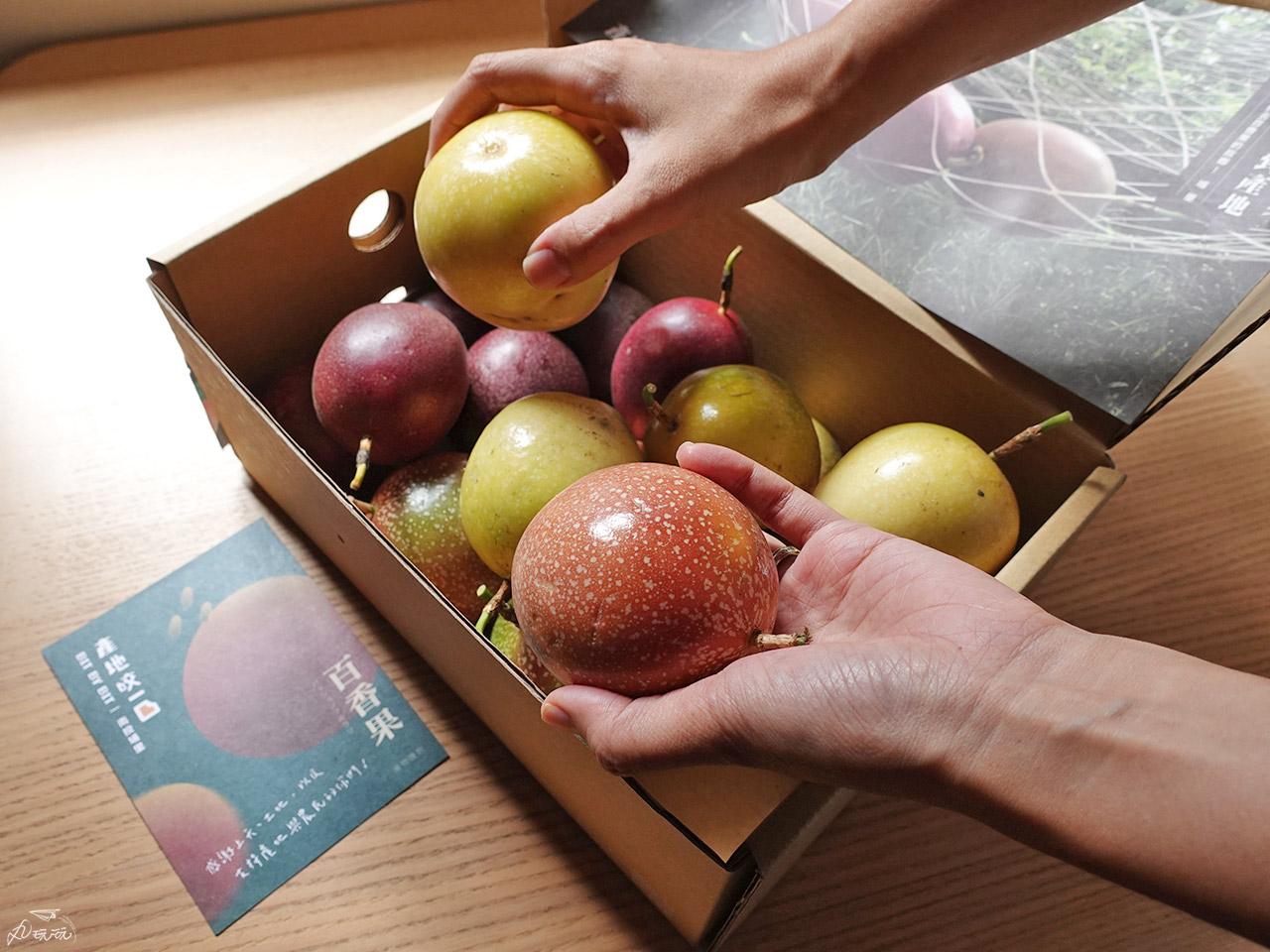 百香果禮盒