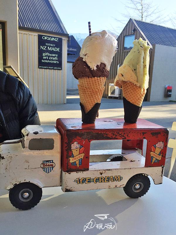 瓦納卡冰淇淋