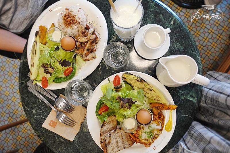 平和飯店早午餐