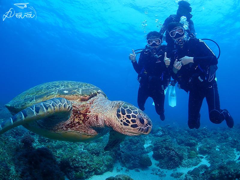 小琉球體驗潛水推薦