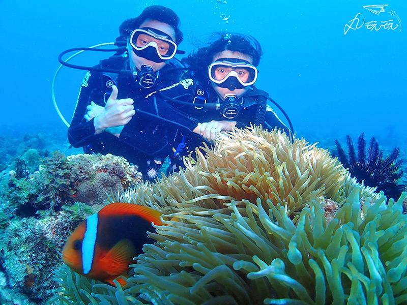 小琉球體驗潛水