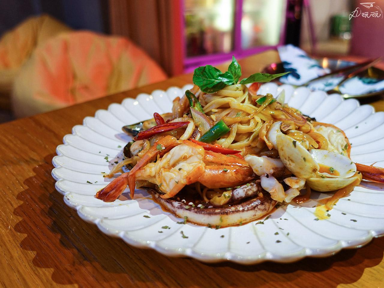 板橋南洋風餐廳