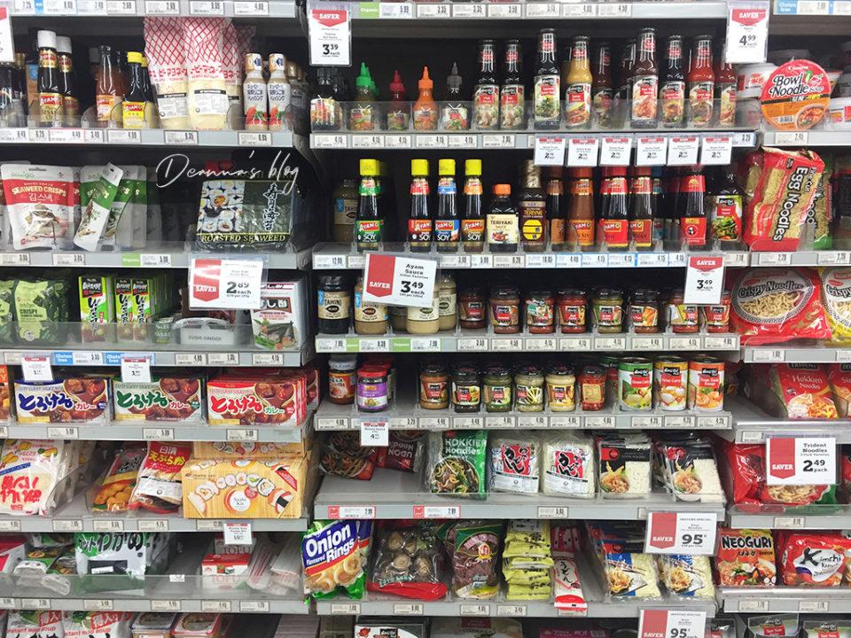 紐西蘭超市