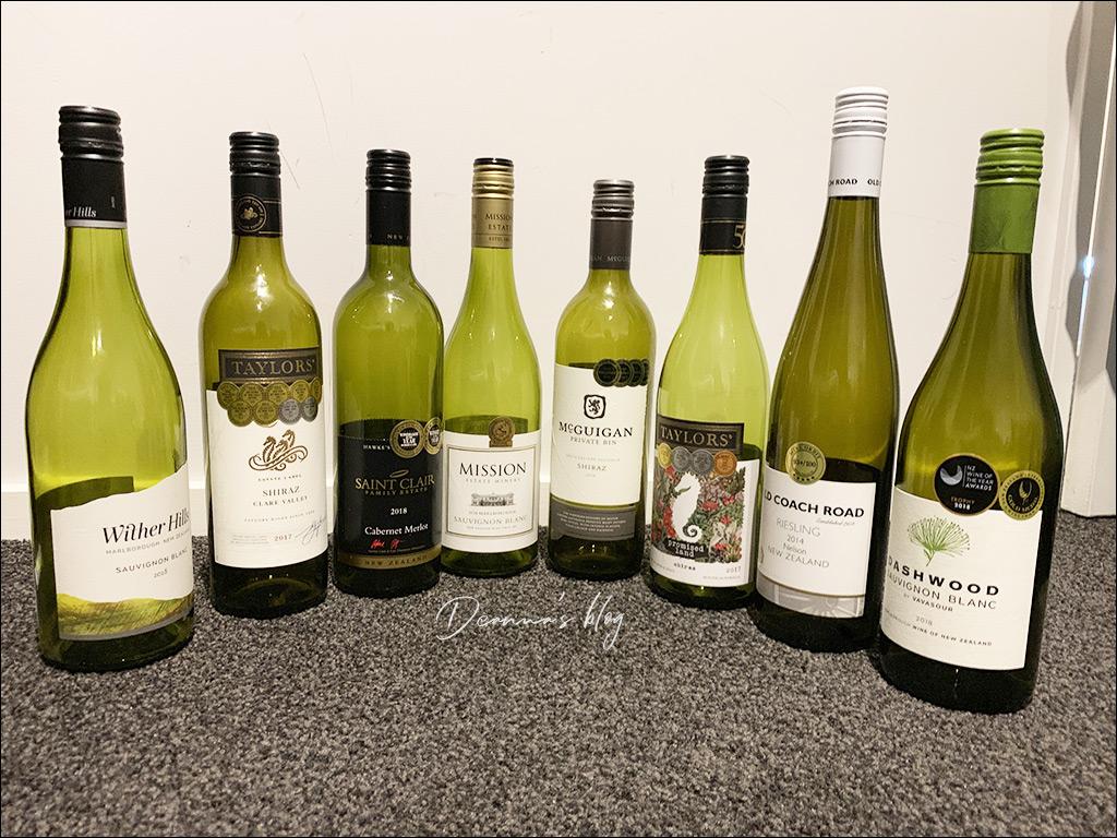 紐西蘭葡萄酒