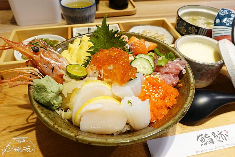 鮨跡東京最牆海鮮丼