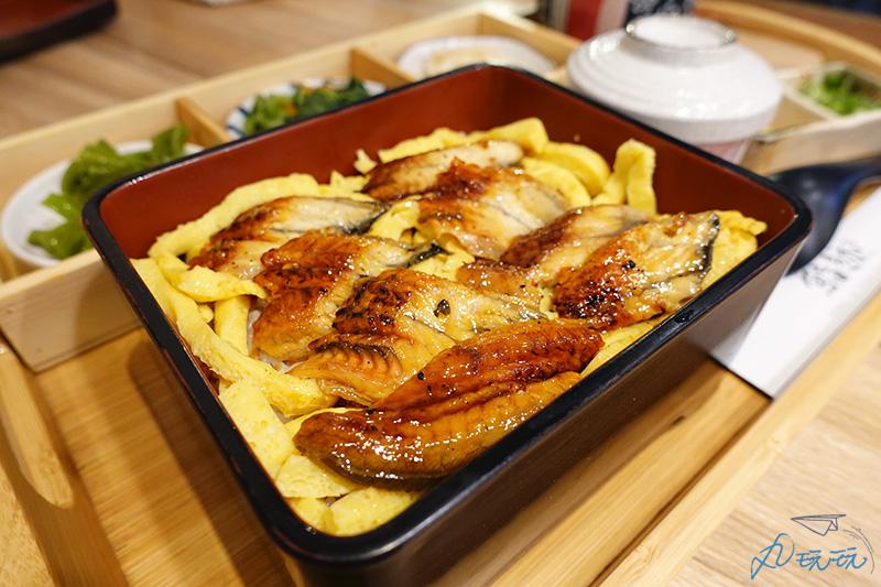 鮨跡鰻魚飯