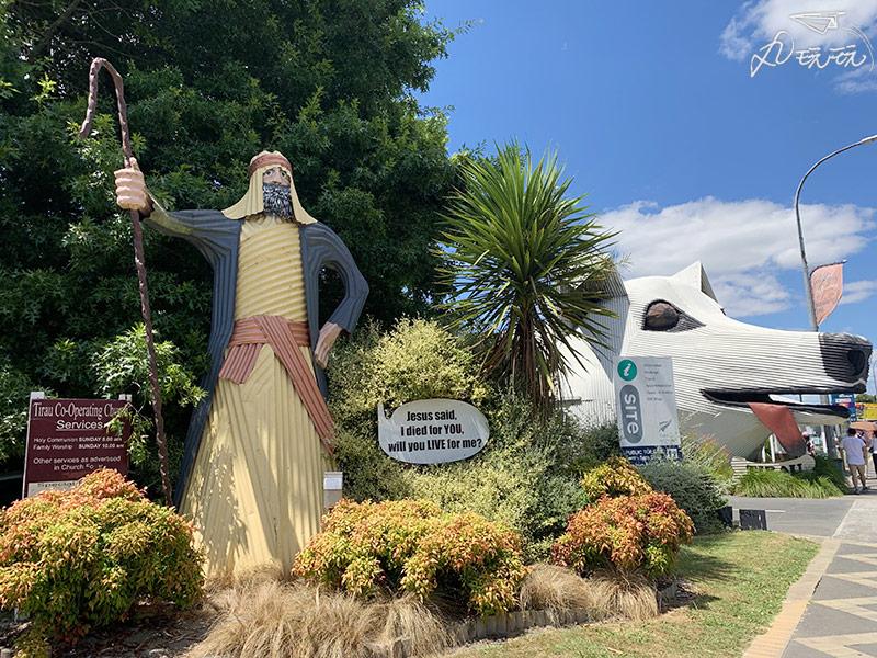 紐西蘭特色景點Tirau